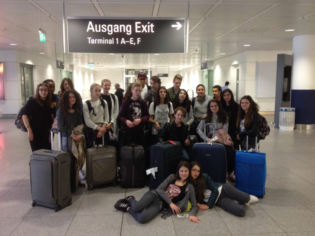 Voyage en Allemagne