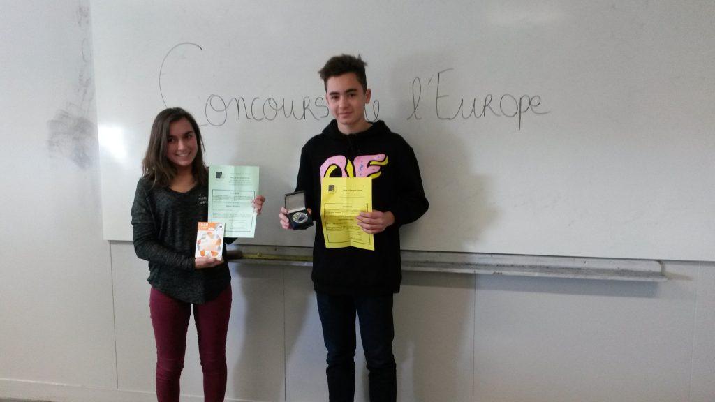 Concours de l'Europe