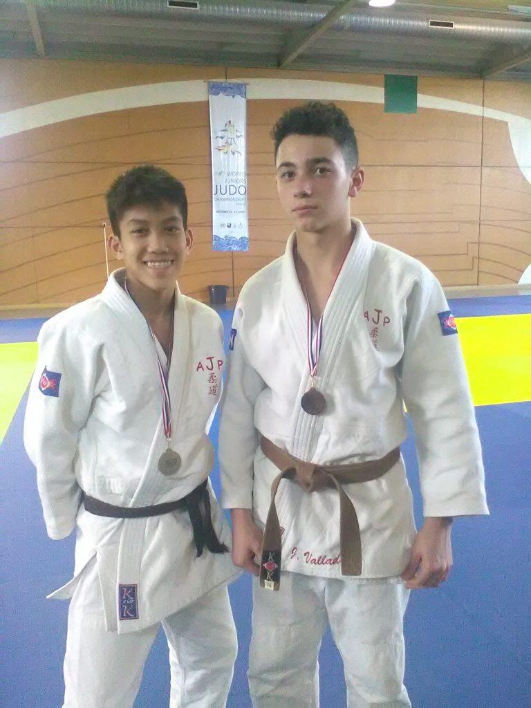 Championnat territorial de judo
