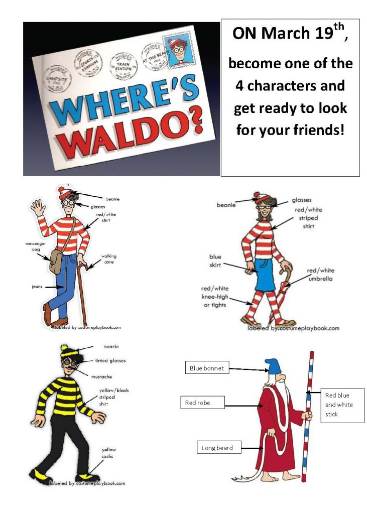 Where is Waldo