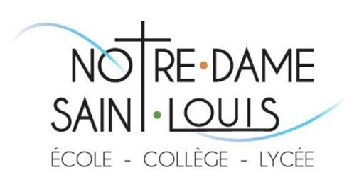 Collège et Lycée Saint Louis - Orange Logo