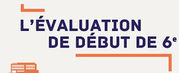 Evaluation nationnale de 6ème