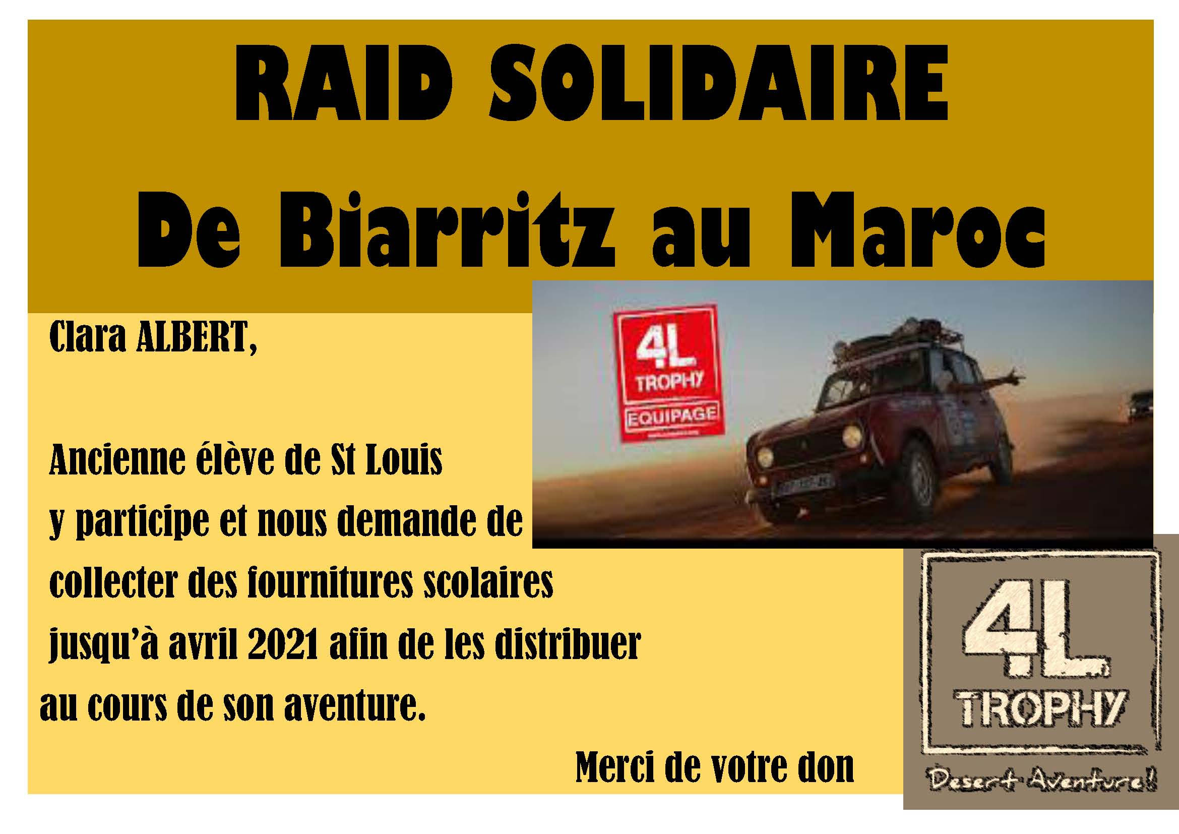 Raid Solidaire